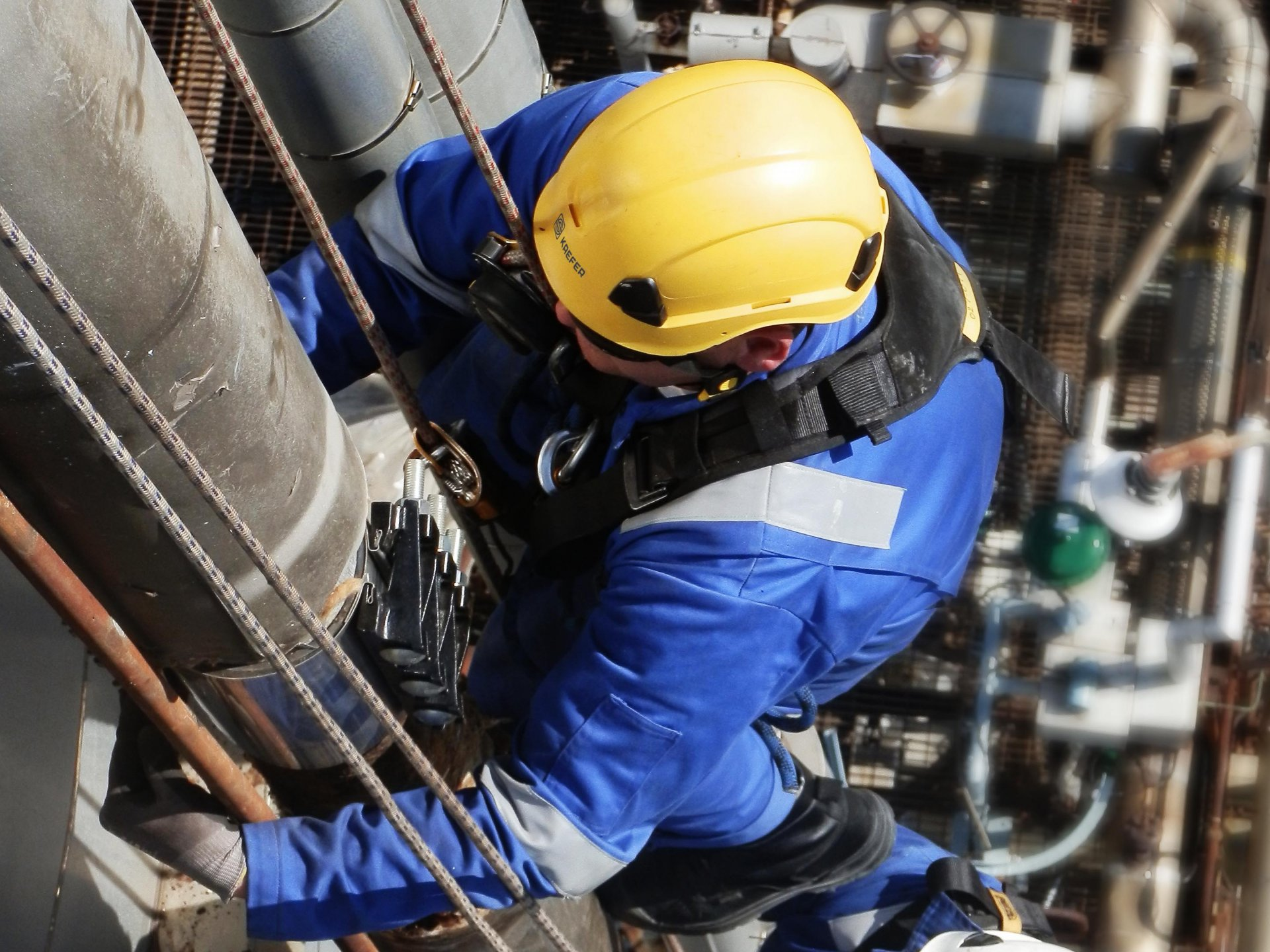 Online rope access jobs