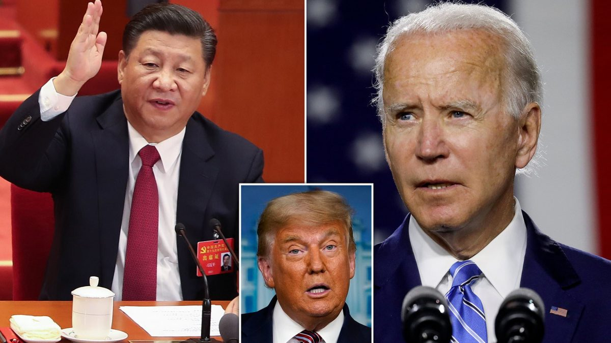 China finally accepted Joe Biden as the president of the US and congratulate him