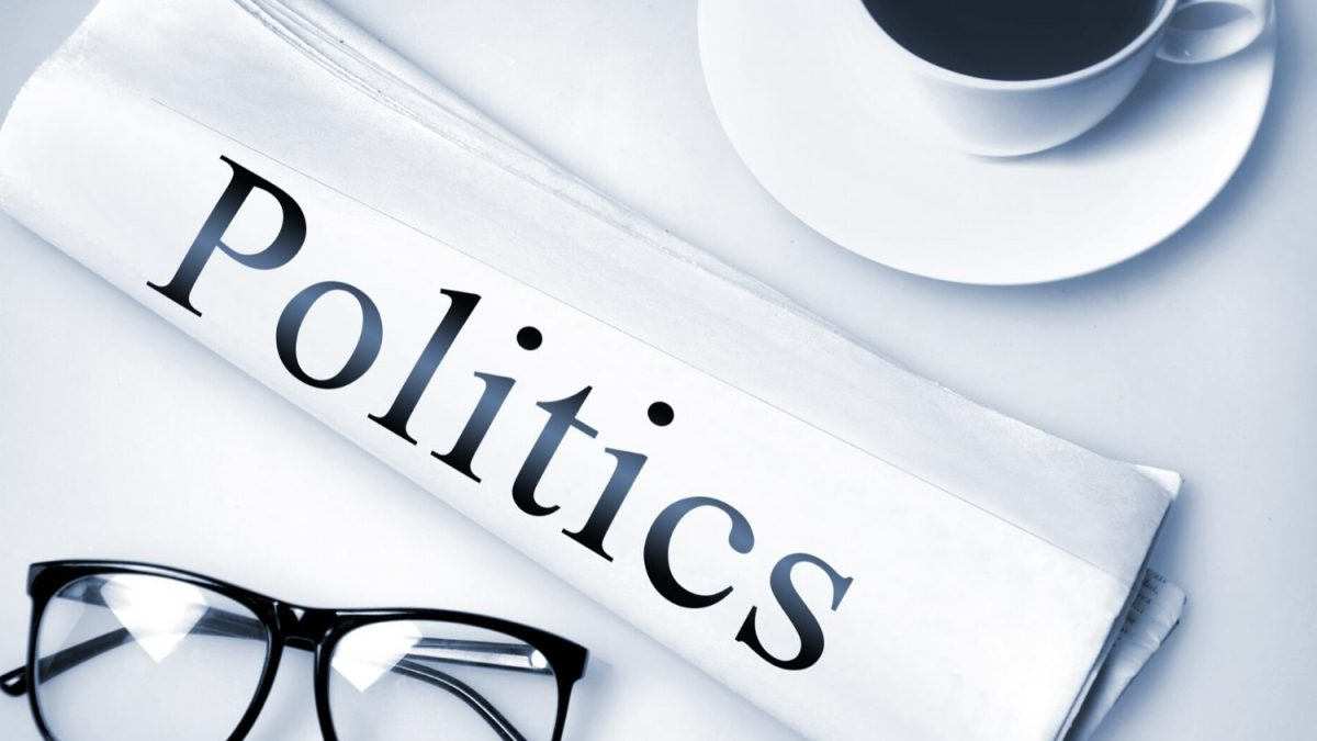 What is politics? Few things shared